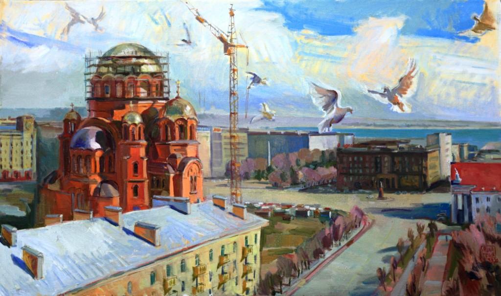 Из истории Александро-Невского собора в городе Царицыне