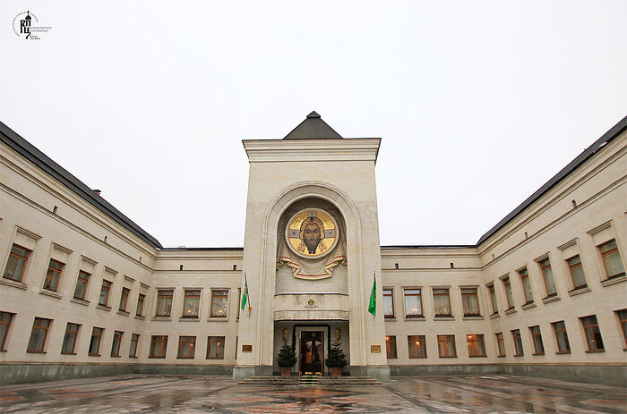 Циркулярное письмо управляющего делами Московской Патриархии о мерах профилактики распространения коронавирусной инфекции
