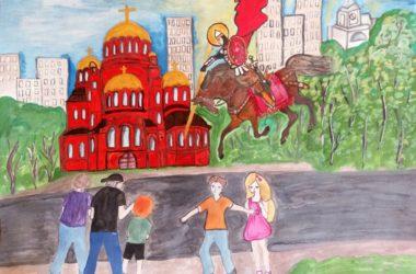 Под сенью святого князя Александра Невского