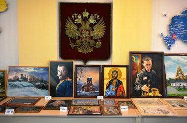 В Волгограде подведены итоги регионального этапа конкурса православной живописи осужденных