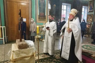 В Волгоградской епархии почтили память жертв политических репрессий