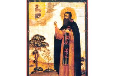19 ноября — день памяти преподобного Варлаама Хутынского