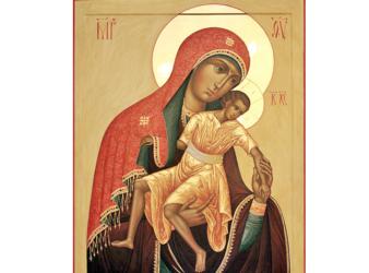25 ноября — празднование иконы Богородицы «Милостивая»