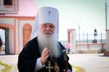 Сегодня день рождения митрополита Германа