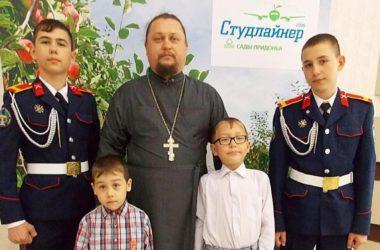 Настоятель храма Волгоградской епархии стал героем рассказа конкурса «Батя магёть»
