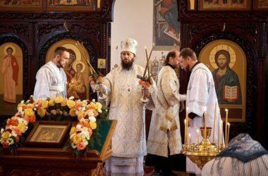 В Свято-Вознесенском монастыре Дубовки отметили день создания обители