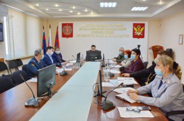 Волгоградская епархия приняла участие в организованном УФСИН дне правовой помощи детям