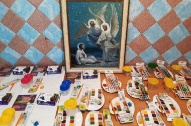 Всероссийская акция «Крылья ангела» в Волгограде