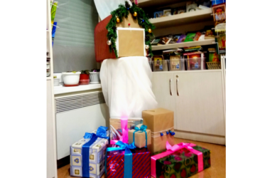 На приходах Волгоградской епархии проходят Рождественские благотворительные акции