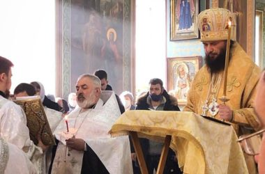 Митрополит Волгоградский и Камышинский Феодор совершил отпевание протоиерея Вячеслава Жебелева