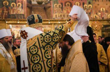 Поздравление митрополиту Феодору с днем епископской хиротонии и очередным годом служения на Волгоградской кафедре
