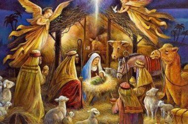 Сегодня Навечерие Рождества Христова (Рождественский сочельник)