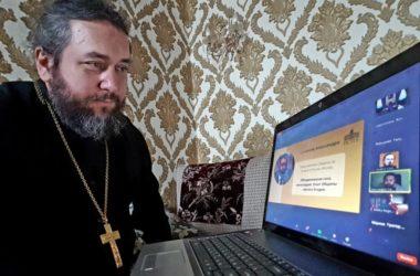 Священнослужители и добровольцы Никольского собора приняли участие в богословской конференции ПСТГУ