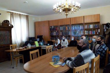 Певчие Волгоградской епархии приняли участие в ежегодной богословской конференции ПСТГУ