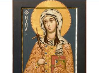 27 января — день памяти святой равноапостольной Нины, просветительницы Грузии