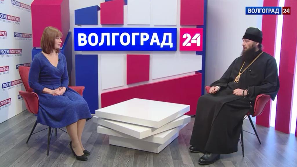 Интервью митрополита Феодора в канун праздника Крещения Господня: В этот день надо радоваться вместе с Господом