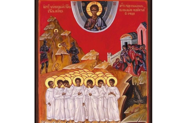 11 января — память 14 000 младенцев, первых христианских мучеников