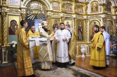 Митрополит Феодор: Через нашу мерность  действует промысл Божий и Его спасительная благодать