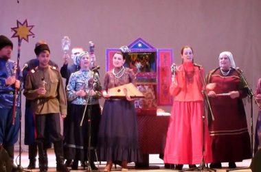 На приходах Волгоградской епархии отметили праздник Рождества Христова