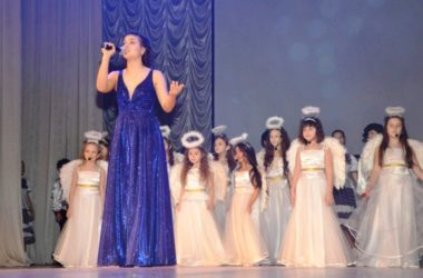 В Сарептском благочинии прошел фестиваль «Рождественские встречи»