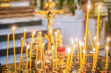 В храмах Волгоградской епархии совершены панихиды по убиенным казакам