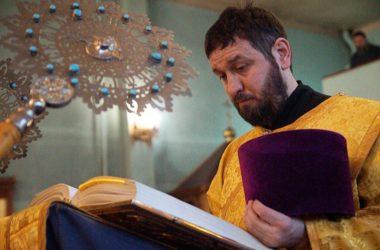 Евангелие дня: Литургия в Неделю 34-ю по Пятидесятнице