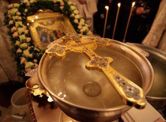 Сегодня Навече́рие Богоявления (Крещенский сочельник)