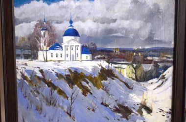 В Волгограде открылась выставка работ педагогов ВГИИК «Наследники святого Александра Невского»