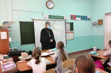 В Бекетовском благочинии проводятся просветительские мероприятия, посвященные Александру Невскому