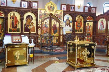 Евангелие дня: Литургия в день разгрома немецко-фашистских войск под Сталинградом