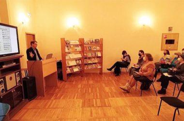 «Я шел с Евангелием и не боялся…»: лекция о священниках – героях Великой Отечественной войны прошла в Горьковской библиотеке
