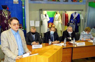 Представитель Волгоградской епархии принял участие в областных краеведческих чтениях, посвященных Александру Невскому