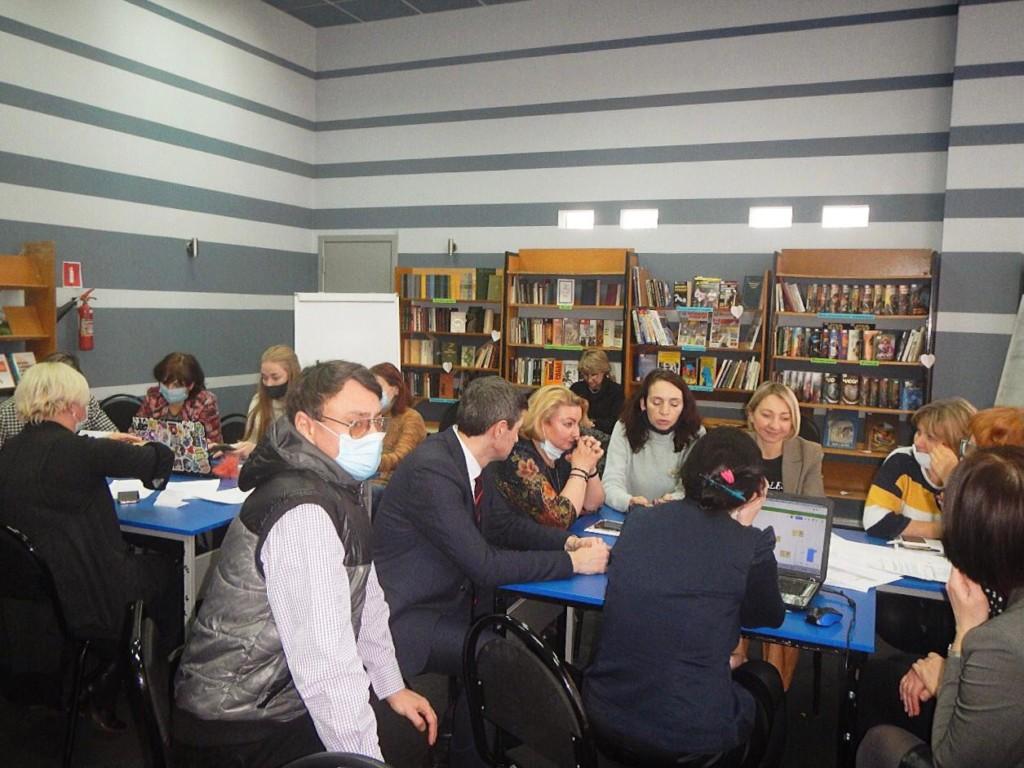 Сотрудник Волгоградской епархии выступил экспертом на форсайт-сессии «Библиотекарь будущего»