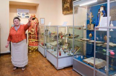 В Волгограде открылась пасхальная выставка
