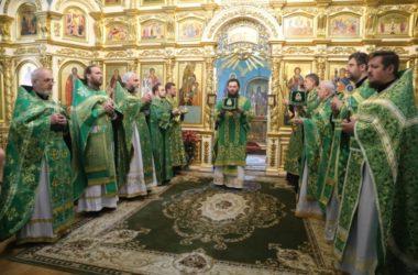 Митрополит Феодор: Кто открыл своё сердце навстречу Христу, тот и празднует Пасху