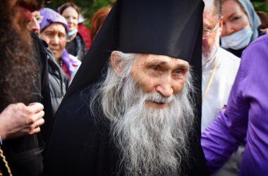 Схиархимандрит Илий (Ноздрин) продолжил свою поездку по епархиям