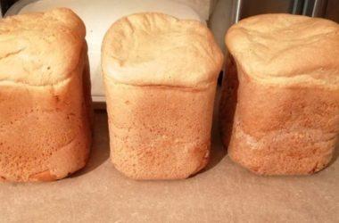 Домашний хлеб от батюшки