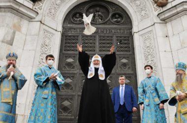52 года назад началось служение Патриарха Кирилла в священном сане