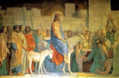 Слово архимандрита Кирилла (Павлова) на праздник Входа Господня в Иерусалим. О встрече Господа