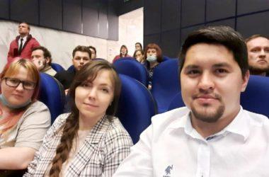 Руководитель «Владимирской дружины» принял участие в Международной молодежной конференции