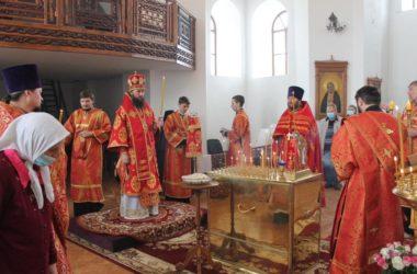 Радоница в Свято-Вознесенском монастыре