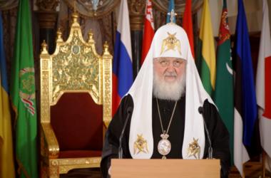 Видеообращение Святейшего Патриарха Кирилла к участникам XXIX Международных образовательных чтений