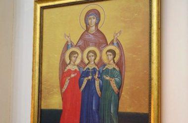 Евангелие дня: Литургия в пятницу Светлой седмицы