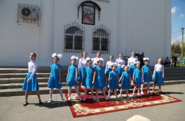 В воскресной школе «Добродетель» прошел пасхальный концерт