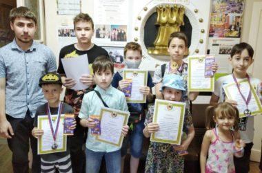 Волгоградские команды спортивной и воскресной школ сразились в шахматы