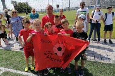В «Многодетном футболе» приняли участие юные прихожане волгоградских храмов