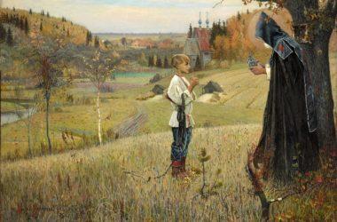 Какими были святые в детстве? Сюжеты из жизни маленьких людей