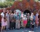 Воспитанники воскресной школы Волгограда посетили Каменнобродский Свято-Троицкий монастырь