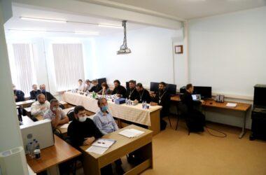 В Царицынском православном университете прошла защита выпускных работ