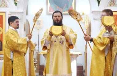Митрополит Феодор: Наша жизнь во Христе основывается на подвиге веры великого князя Владимира